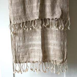 Open Weave Lotus Shawl