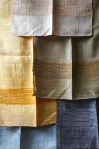 Silk and Lotus Scarfs