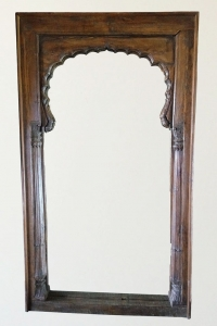 Antique Arched Mirror 2