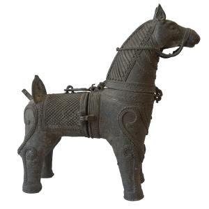 Bronze Dokra Horse