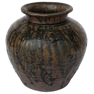 antique martaban storage jar