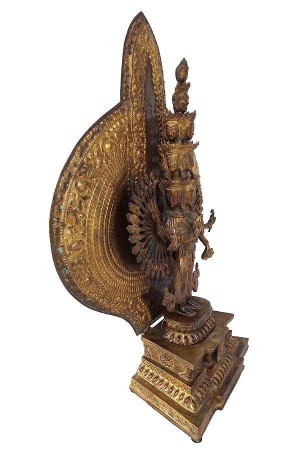 Thousand-armed Avalokiteśvara