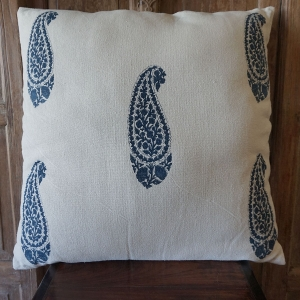 "Serendipity Delhi cushion 30"""