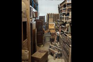 Antique warehouse in India