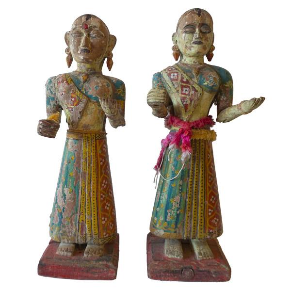 Gangaur Goddesses