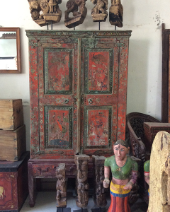 Jain cabinet