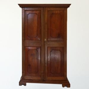 Antique teak cabinet