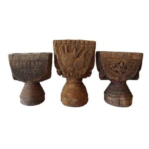 Wooden seeders