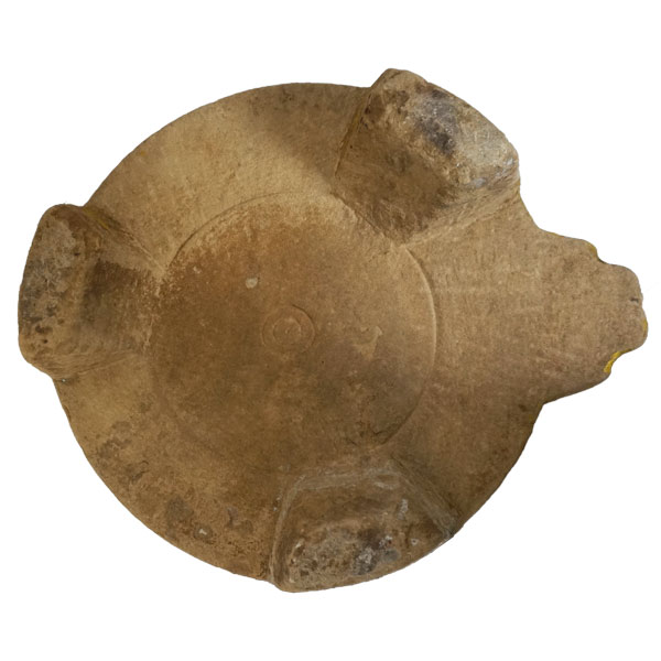 round altar stone
