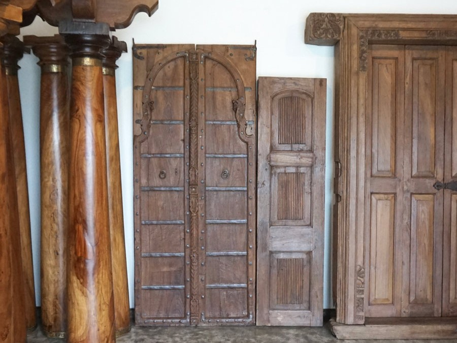 Indian architectural salvage