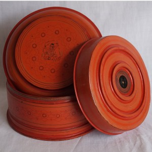 antique lacquerware