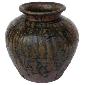 antique martaban storage jar