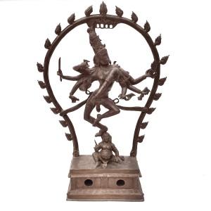 chola style Shiva nataraja