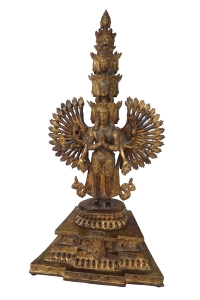 Thousand-armed Avalokitesvara