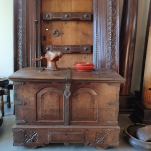 Dutch colonial chest