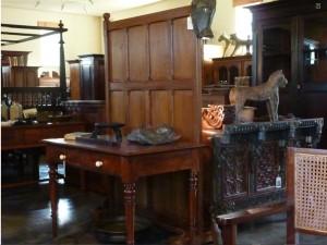 stonehouse artifacts interior