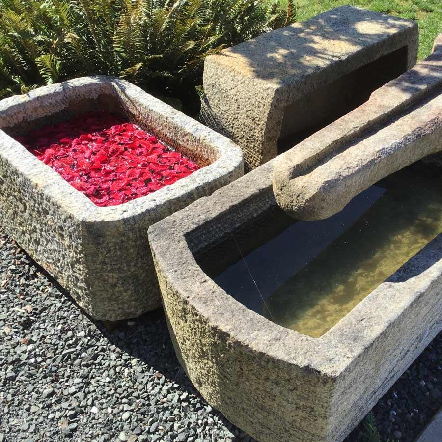 granite watr basin