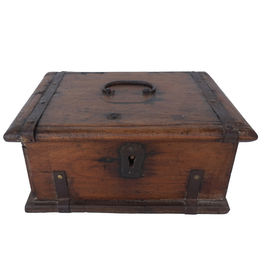 Antique Merchants Box