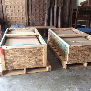 crated antiques